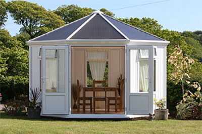 Garden offices & Garden rooms (Sun rooms)